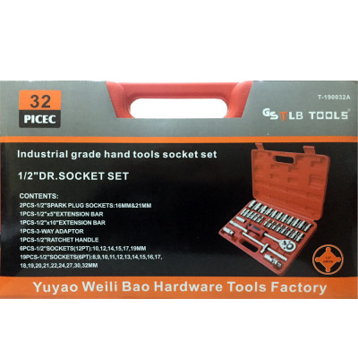 Набор Инструментов TLB 32 Предмета T-190032A